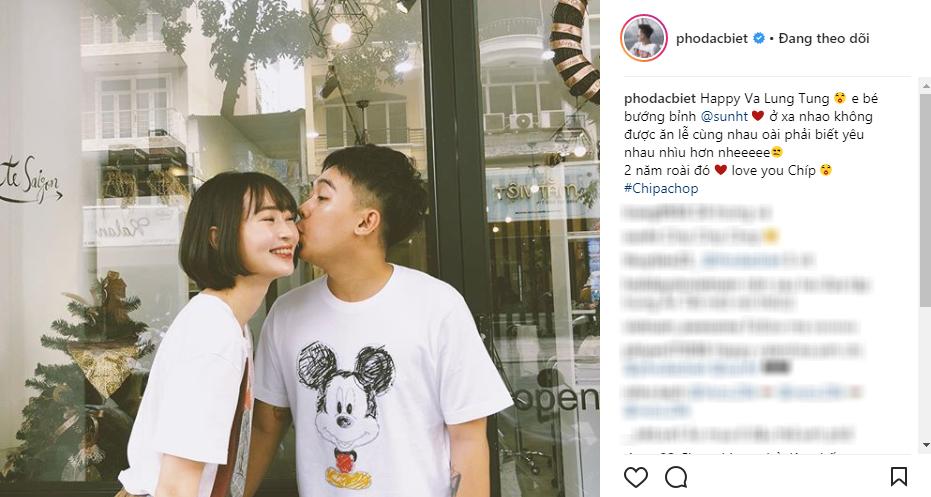 Hotboy, hotgirl Việt trong Valentine: Yêu xa hay gần cũng lãng mạn hết biết! - Ảnh 1.