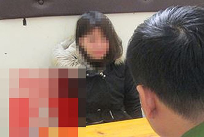 Hà Nội: Bắt nữ học viên y tế chuyên đánh tráo điện thoại xịn - Ảnh 1.