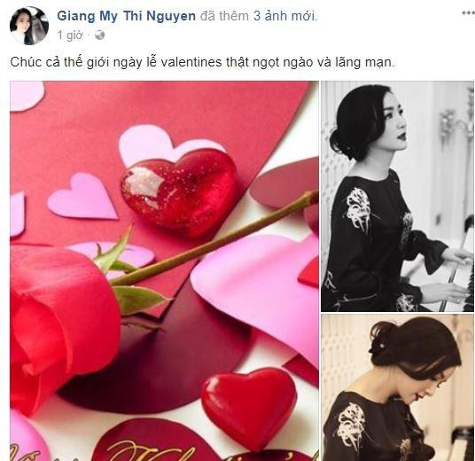 Sao Việt người khoe quà khủng, người hạnh phúc hé lộ người yêu bí mật trong ngày Valentine - Ảnh 8.