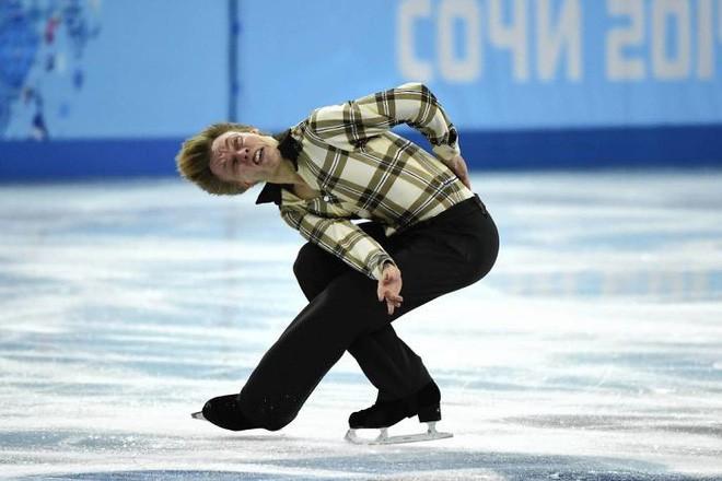 [Vui] Đây là lý do vì sao vận động viên trượt băng nghệ thuật không thích bị chụp ảnh khi thi đấu - Ảnh 14.