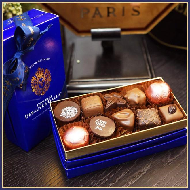 10 loại chocolate đắt đỏ nhất hành tinh, có loại giá hơn 30 tỷ/hộp - Ảnh 3.