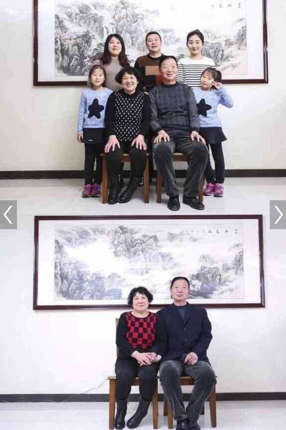 Xúc động với hình ảnh căn nhà trong và sau dịp nghỉ tết Nguyên Đán tại các vùng quê nghèo Trung Quốc - Ảnh 4.