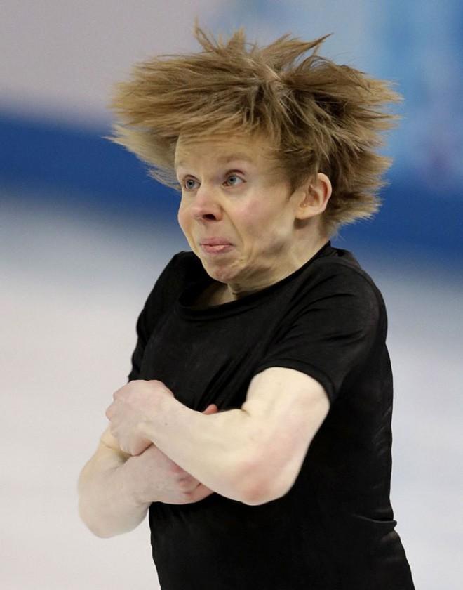 [Vui] Đây là lý do vì sao vận động viên trượt băng nghệ thuật không thích bị chụp ảnh khi thi đấu - Ảnh 11.