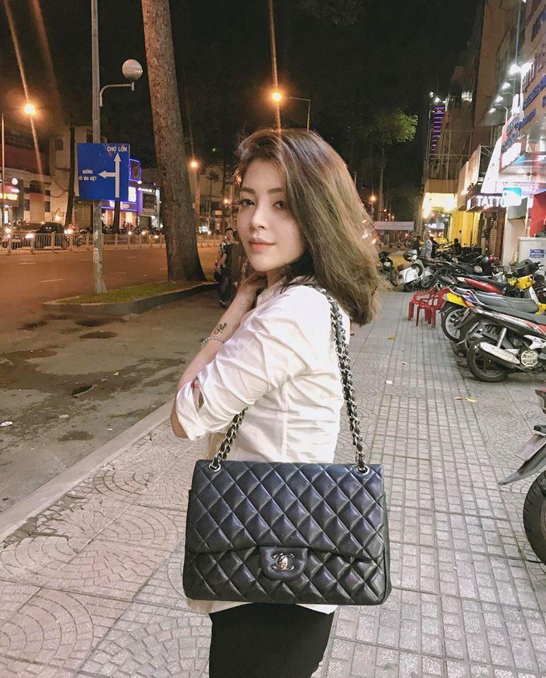 Bạn gái tin đồn của Soobin hóa ra là tín đồ hàng hiệu đích thực và rất nghiện túi Chanel - Ảnh 4.
