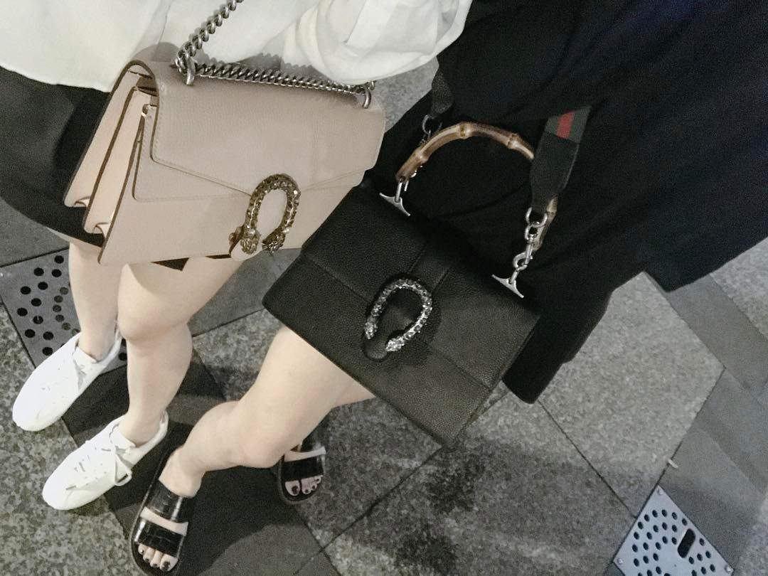 Bạn gái tin đồn của Soobin hóa ra là tín đồ hàng hiệu đích thực và rất nghiện túi Chanel - Ảnh 11.