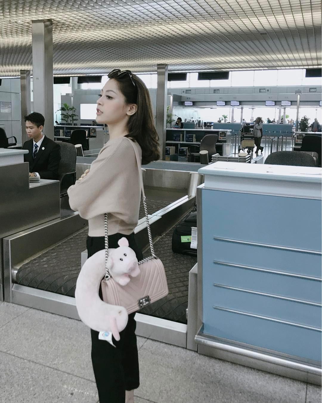 Bạn gái tin đồn của Soobin hóa ra là tín đồ hàng hiệu đích thực và rất nghiện túi Chanel - Ảnh 6.