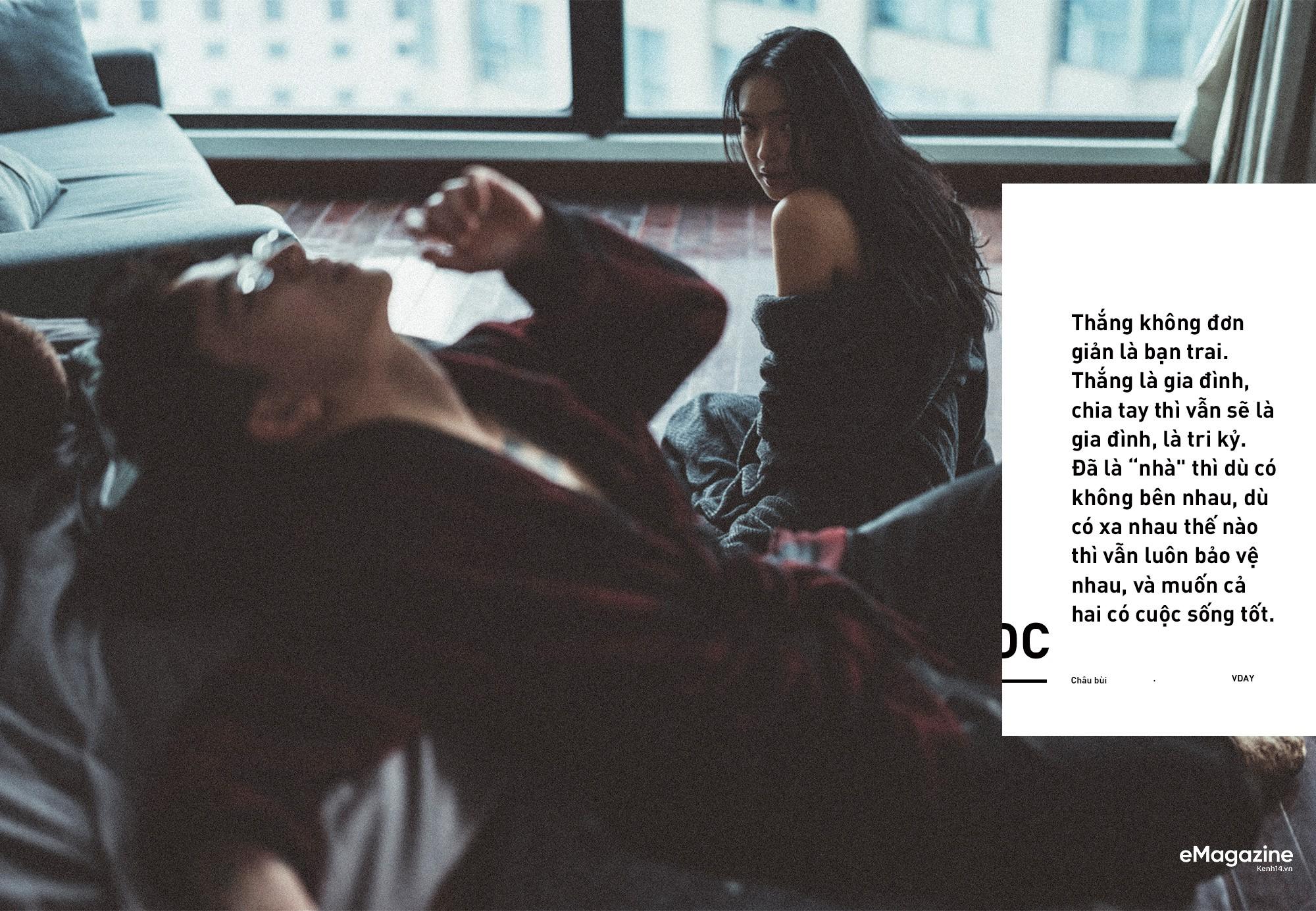 Châu Bùi - Decao: Ngồi xuống kể hết chuyện yêu nhau - Ảnh 6.
