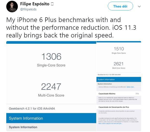 Tin vui cho người dùng iPhone: tính năng mới này trên iOS 11.3 sẽ giúp điện thoại của bạn hết bị ì ạch - Ảnh 3.