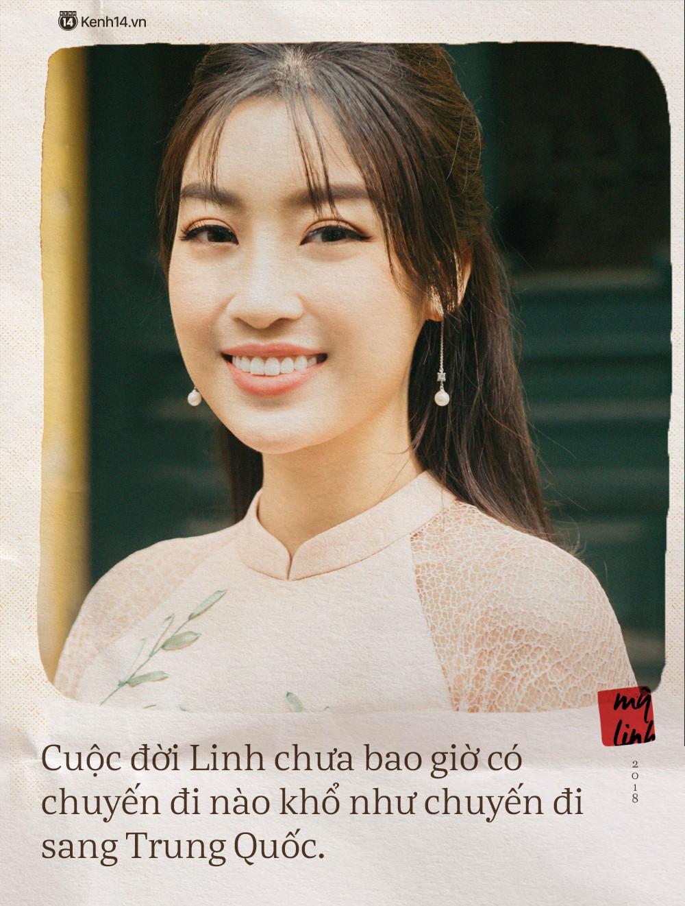 Hoa hậu Mỹ Linh kể chuyện Tết này vẫn ế, bật mí chi tiết về chuyến đi bão táp sang Trung Quốc cổ vũ U23 Việt Nam - Ảnh 6.