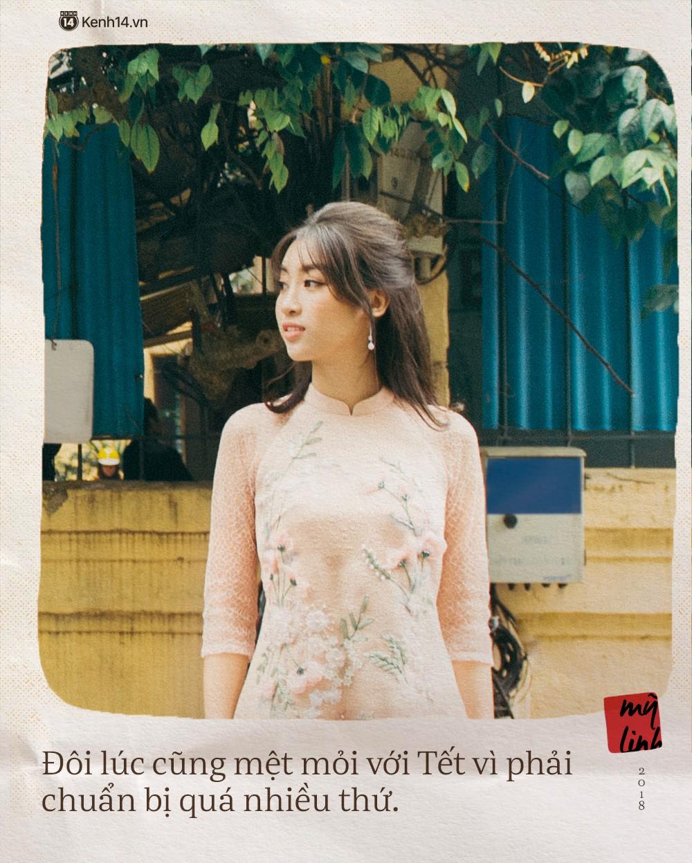 Hoa hậu Mỹ Linh kể chuyện Tết này vẫn ế, bật mí chi tiết về chuyến đi bão táp sang Trung Quốc cổ vũ U23 Việt Nam - Ảnh 9.