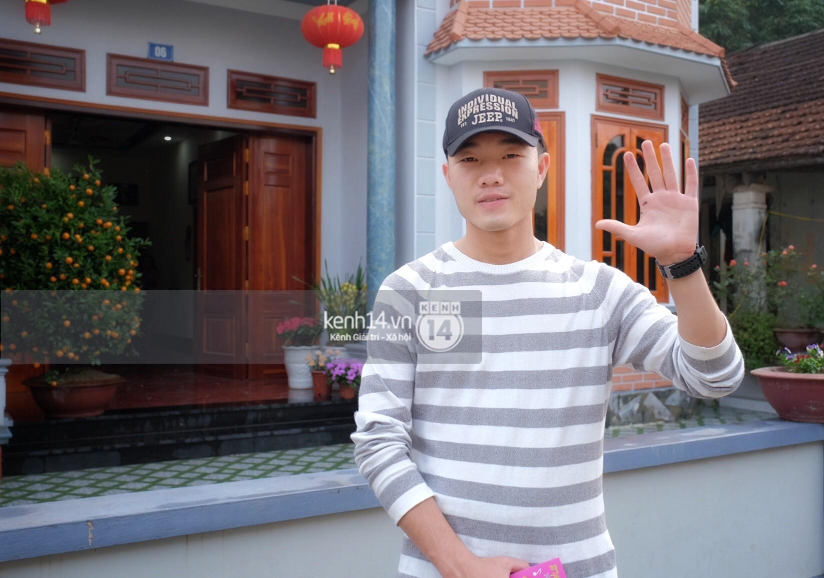 Đội trưởng U23 Việt Nam - Lương Xuân Trường.