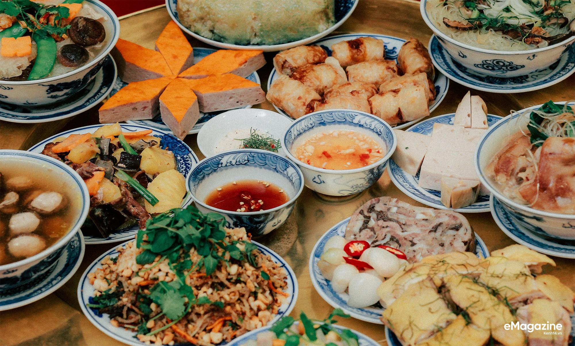 Chuyện nghệ nhân ẩm thực đãi tiệc 21 nguyên thủ quốc gia APEC bằng tinh tuý món ăn Việt Nam - Ảnh 7.