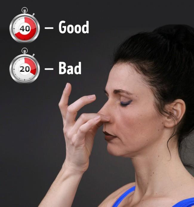 Tự kiểm tra sức khoẻ tại nhà xem cơ thể đang bình thường hay có bệnh - Ảnh 7.