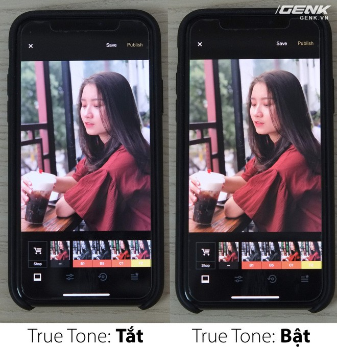 Tính năng mới này của iPhone là thảm họa với ai hay chỉnh ảnh trên điện thoại, nhớ tắt đi để có ảnh đẹp trong dịp Tết - Ảnh 1.