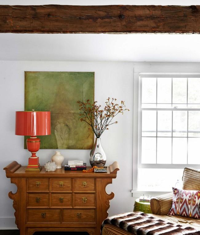 Ghé thăm ngôi nhà rực rỡ sắc màu của mùa Xuân - Ảnh 6.