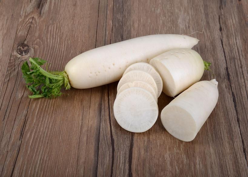 Rau củ quả màu trắng: loại thực phẩm chứa đầy lợi ích sức khoẻ mà không phải ai cũng biết - Ảnh 1.