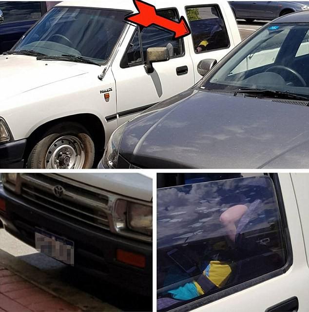 Phát hiện đứa bé ngồi trong xe hơi giữa trời nóng 34 độ, người phụ nữ này đã làm một việc khiến ai cũng bất ngờ - Ảnh 1.