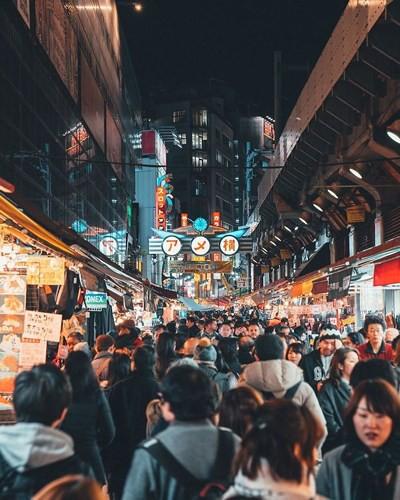 Khám phá nét đẹp vừa hiện đại vừa truyền thống của Tokyo - Ảnh 17.