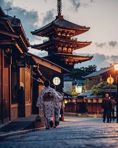 Khám phá nét đẹp vừa hiện đại vừa truyền thống của Tokyo - Ảnh 6.