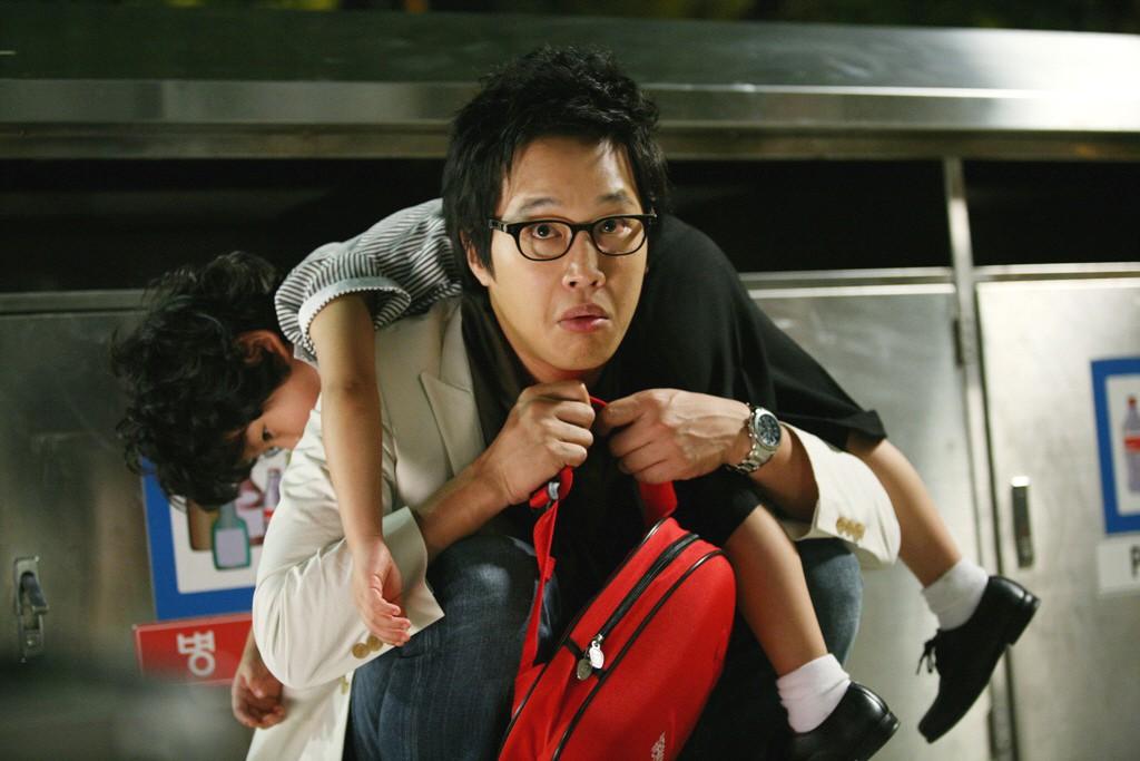 Trịnh Thăng Bình, Kiều Trinh và Coca Gia Bảo liệu có đủ ăn-rơ để trở thành một gia đình đáng yêu trong Ông ngoại tuổi 30? - Ảnh 1.