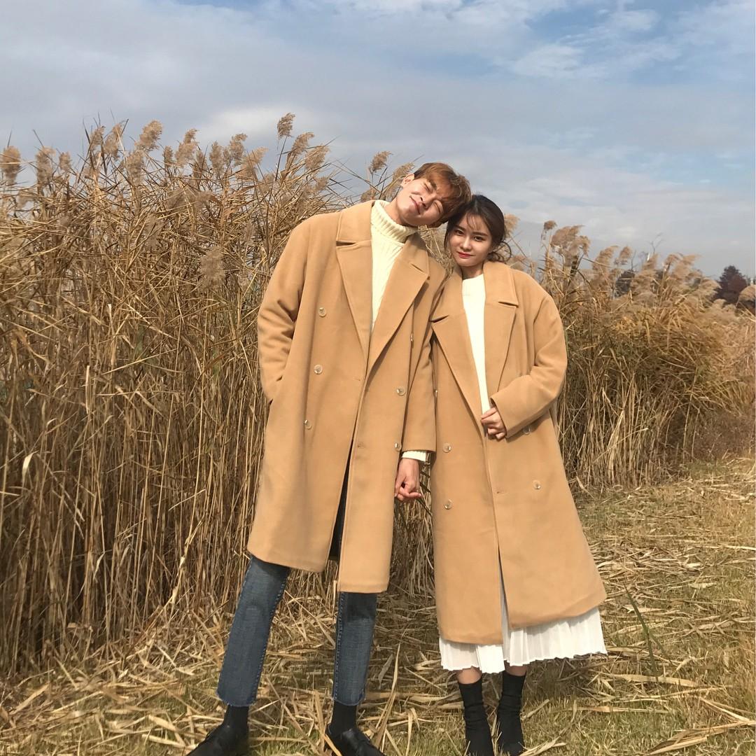 Cứ yêu nhau là phải mặc đồ đôi, nhưng mặc sao cho đẹp thì phải nhìn ngay 5 cặp đôi xứ Hàn này - Ảnh 15.