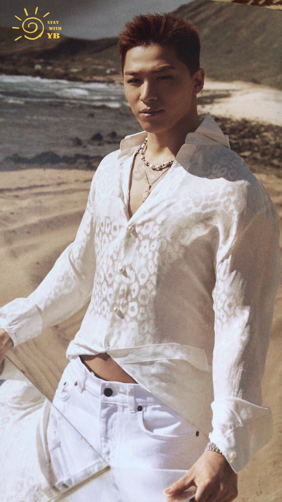 Ngã ngửa vì Min Hyo Rin khoe ngực khủng như sắp tràn, Taeyang... đội khăn voan cô dâu trong hình cưới - Ảnh 6.