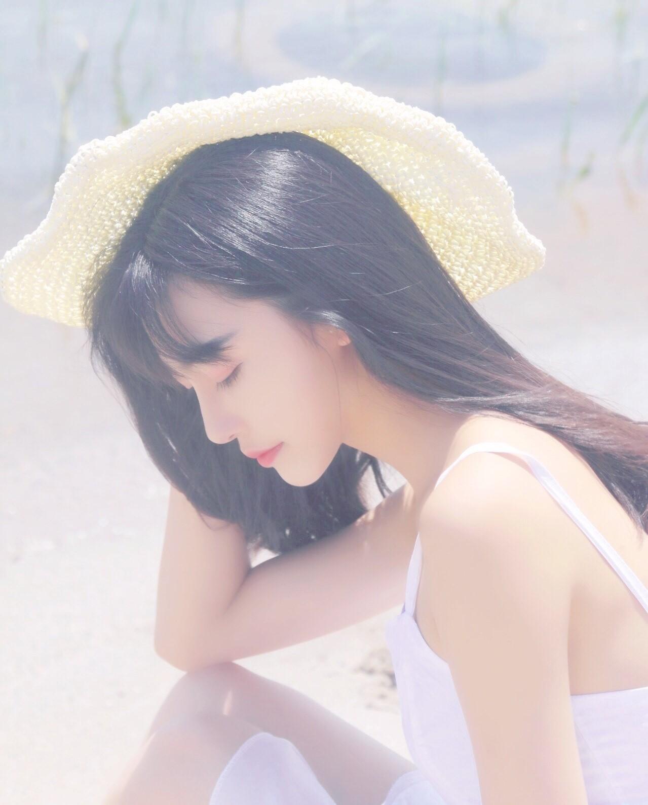 Chỉ nhờ một bức ảnh xuất thần, cô bạn Trung Quốc đã được mệnh danh nữ thần góc nghiêng - Ảnh 9.