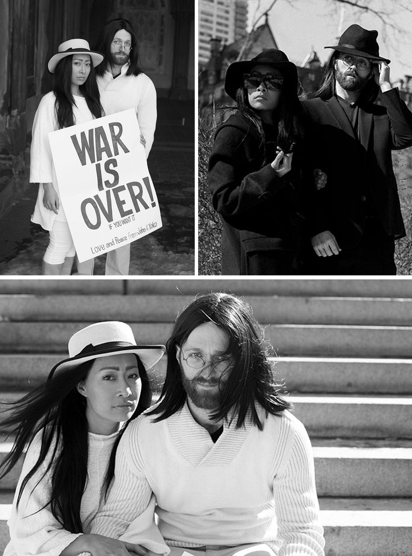Quyết không chụp ảnh cưới đụng hàng, đôi vợ chồng lầy lội cosplay thành các nhân vật nổi tiếng - Ảnh 12.