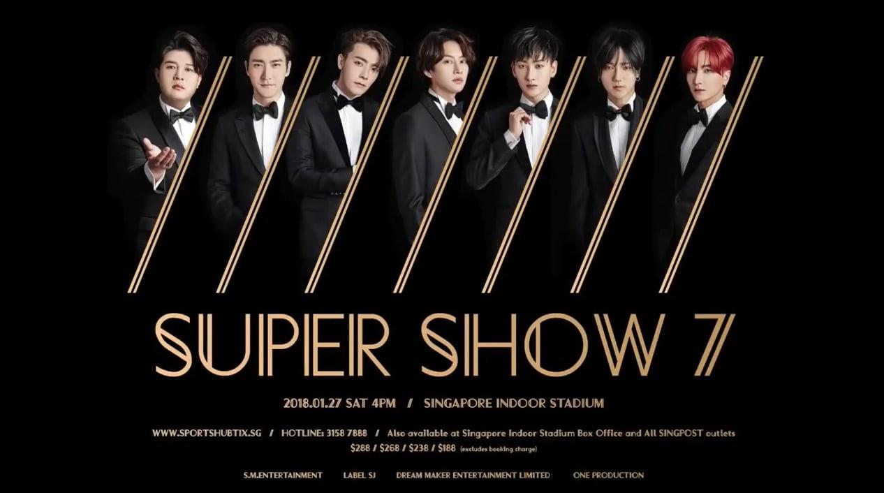 Fan náo loạn trước thông tin Super Junior tổ chức Super Show 7 ở Việt Nam - Ảnh 2.