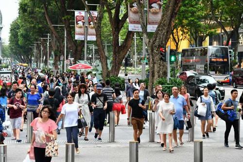 Singapore lì xì toàn dân - Ảnh 1.