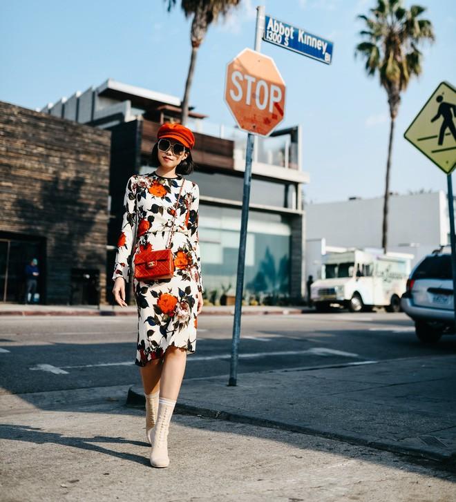 Tìm kiếm những gợi ý thú vị cho ngày đi làm đầu tiên của năm mới từ street style các quý cô châu Á - Ảnh 3.