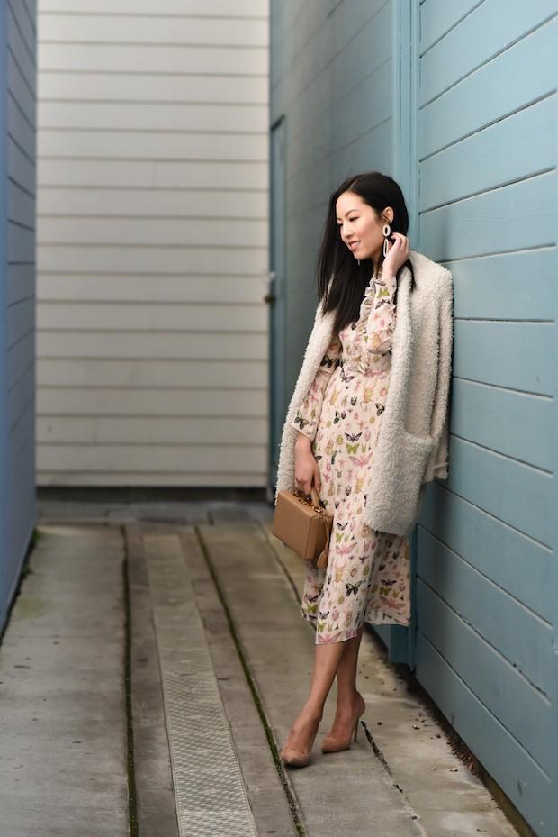 Tìm kiếm những gợi ý thú vị cho ngày đi làm đầu tiên của năm mới từ street style các quý cô châu Á - Ảnh 7.