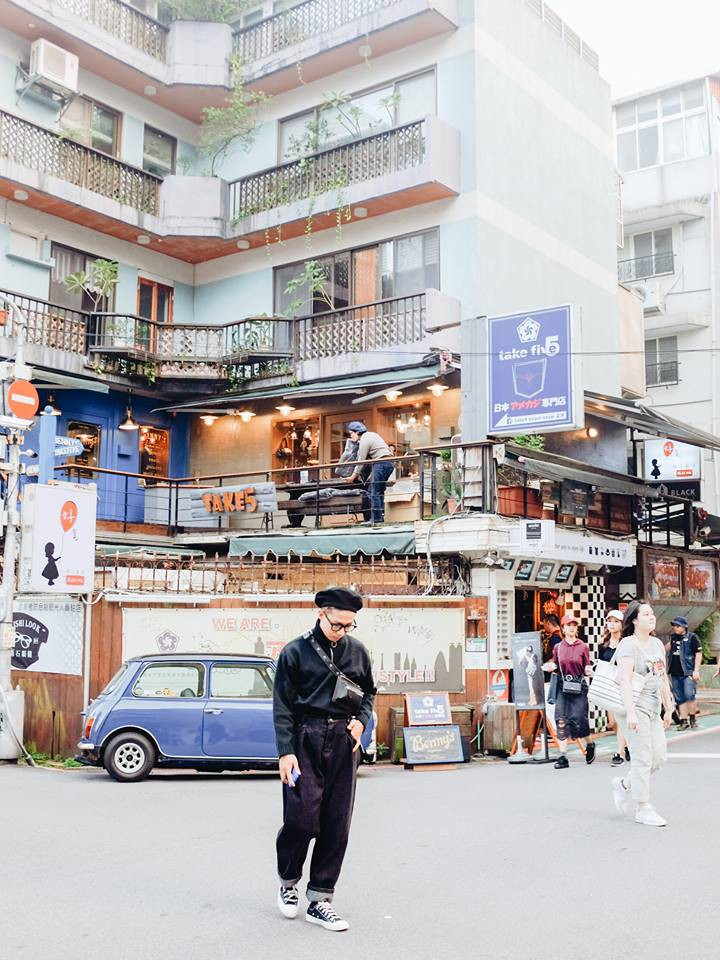Mới đầu năm, dân tình đã ùn ùn kéo nhau sang Đài Loan và chụp cả trăm tấm hình - Ảnh 24.