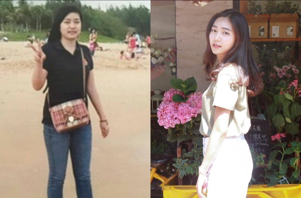 Cô bạn Trung Quốc chứng minh giảm cân mới là biện pháp PTTM hoàn hảo nhất - Ảnh 8.