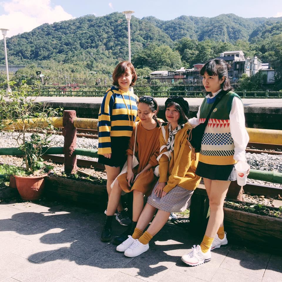 Mới đầu năm, dân tình đã ùn ùn kéo nhau sang Đài Loan và chụp cả trăm tấm hình - Ảnh 14.