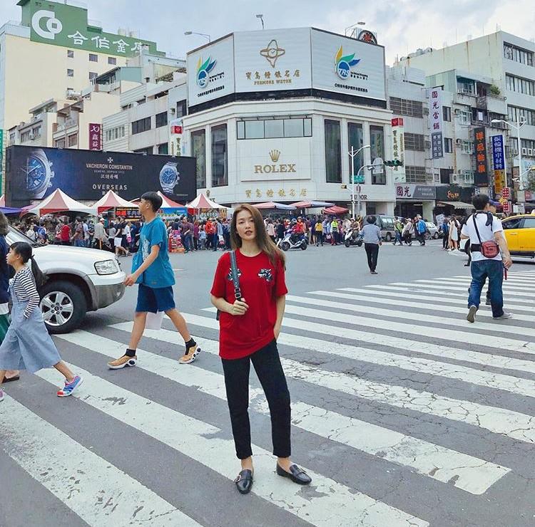 Mới đầu năm, dân tình đã ùn ùn kéo nhau sang Đài Loan và chụp cả trăm tấm hình - Ảnh 7.