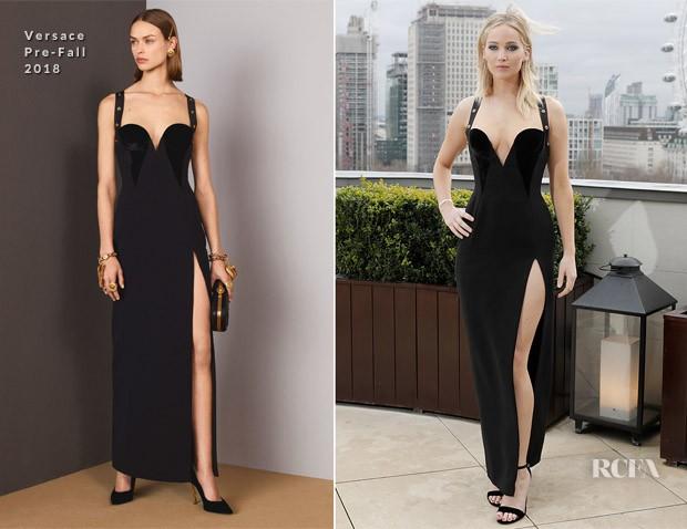 Bị chỉ trích vì mặc váy hở giữa trời 5 độ C, Jennifer Lawrence đáp trả: Phân biệt giới tính ngớ ngẩn! - Ảnh 4.