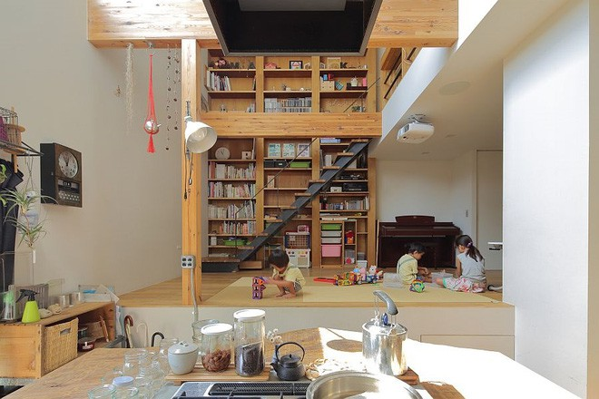 The perfect home for 5 people makes everyone admire in Japan