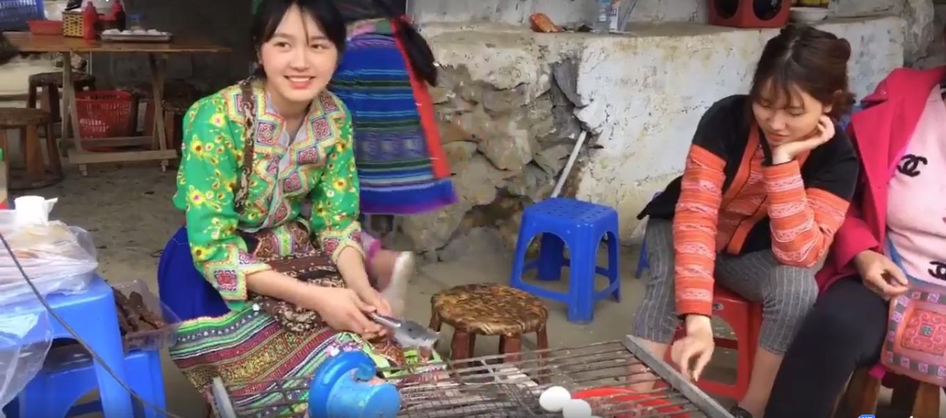 Dân mạng rủ nhau lên Sapa tìm thiếu nữ bán cơm lam, trứng gà nướng xinh đẹp - Ảnh 2.