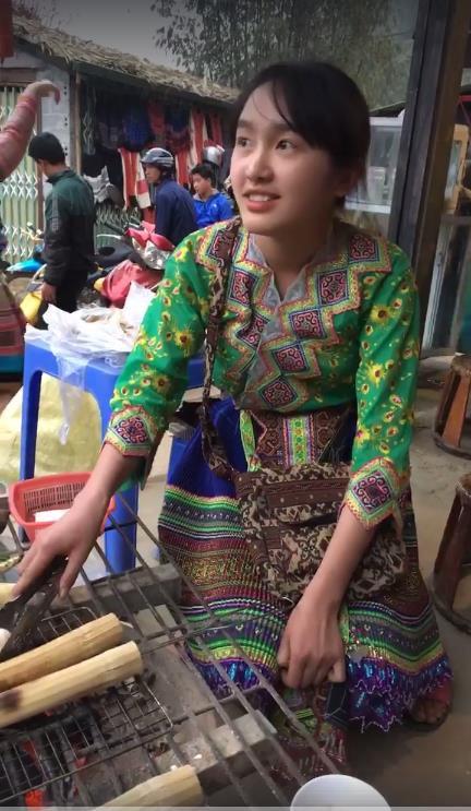 Dân mạng rủ nhau lên Sapa tìm thiếu nữ bán cơm lam, trứng gà nướng xinh đẹp - Ảnh 5.