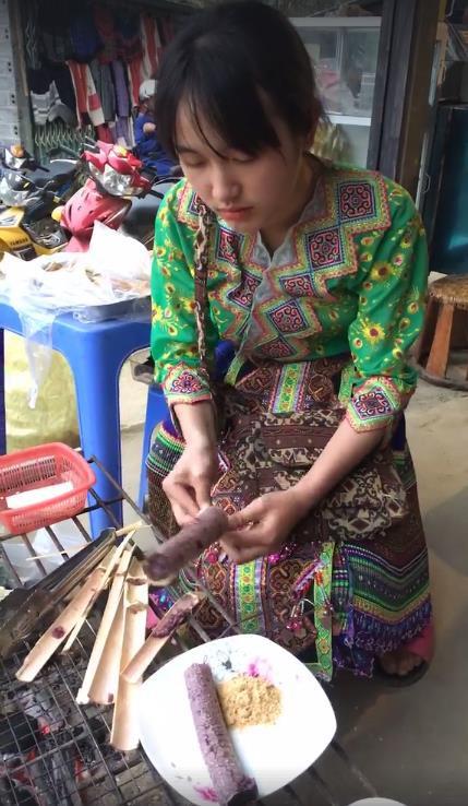 Dân mạng rủ nhau lên Sapa tìm thiếu nữ bán cơm lam, trứng gà nướng xinh đẹp - Ảnh 6.