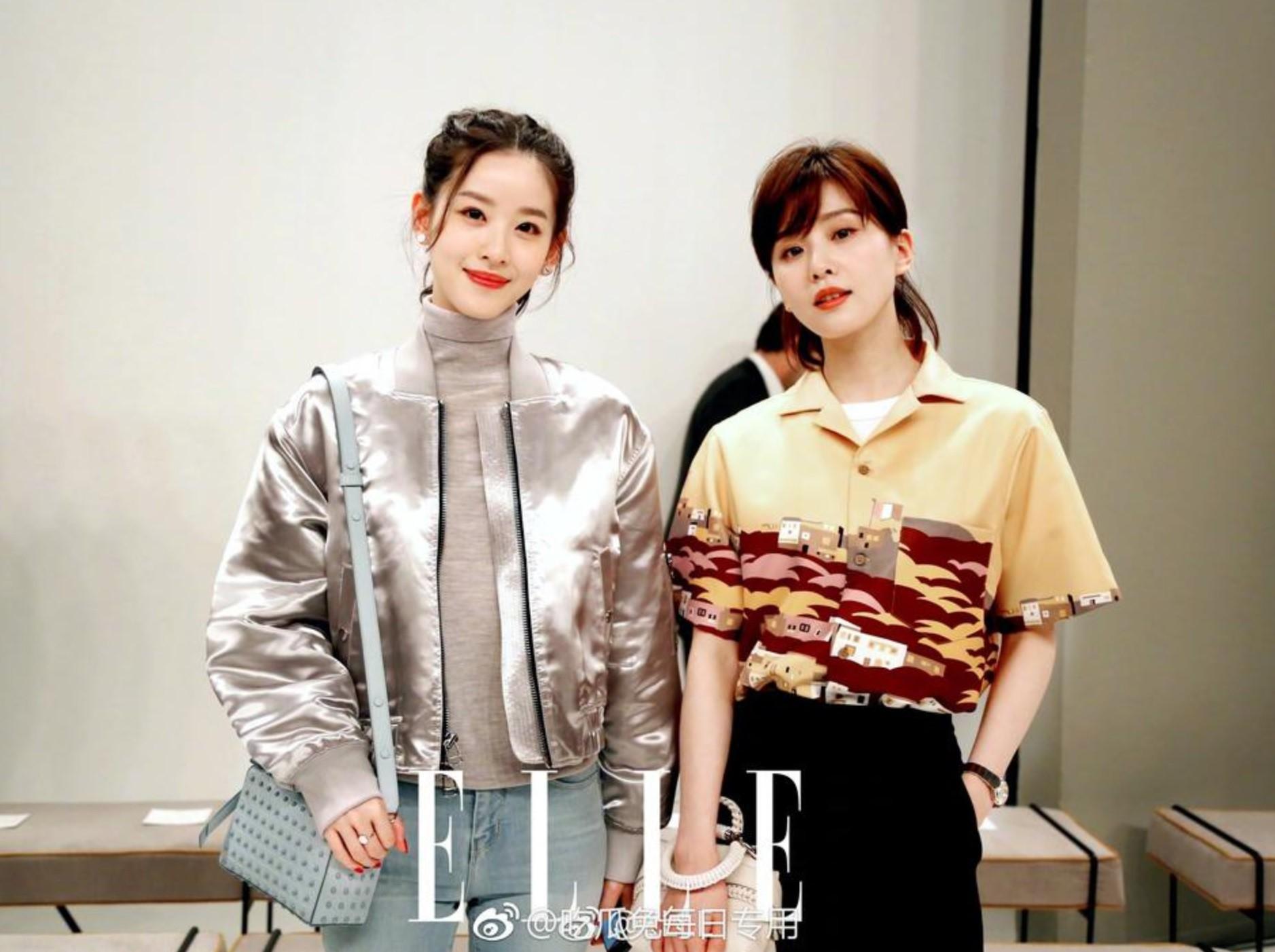 Hot girl trà sữa Chương Trạch Thiên đọ sắc cùng diễn viên Lưu Thi Thi