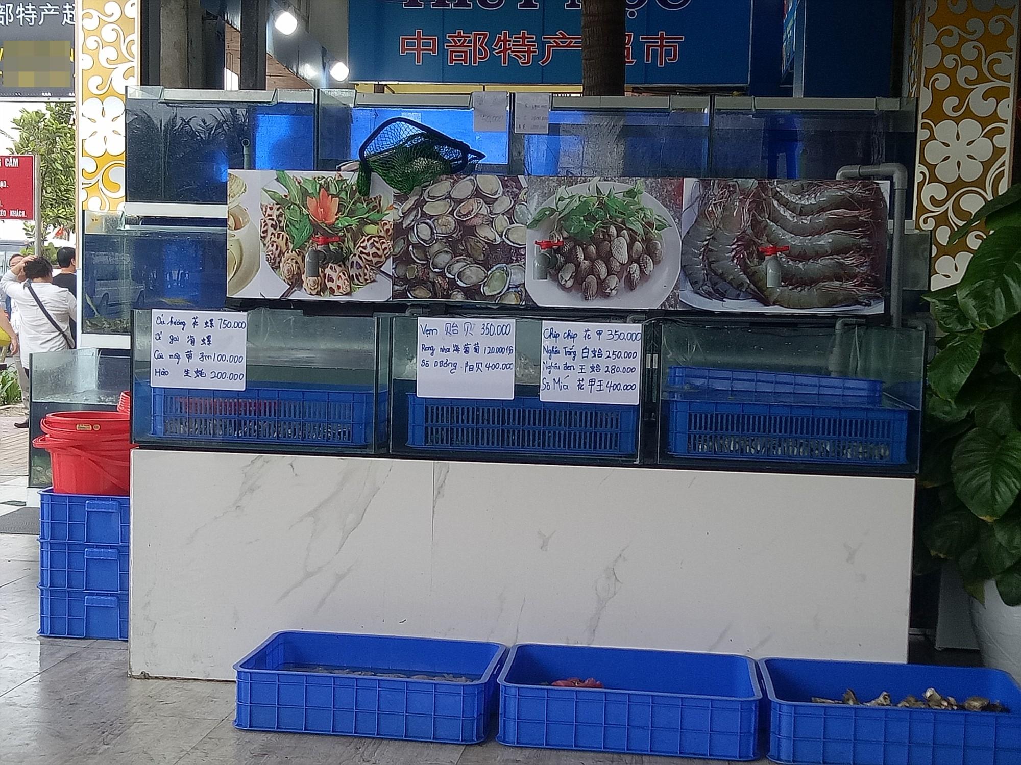 Du khách tố nhà hàng ở Đà Nẵng chặt chém, đưa hóa đơn toàn chữ Trung Quốc - Ảnh 3.