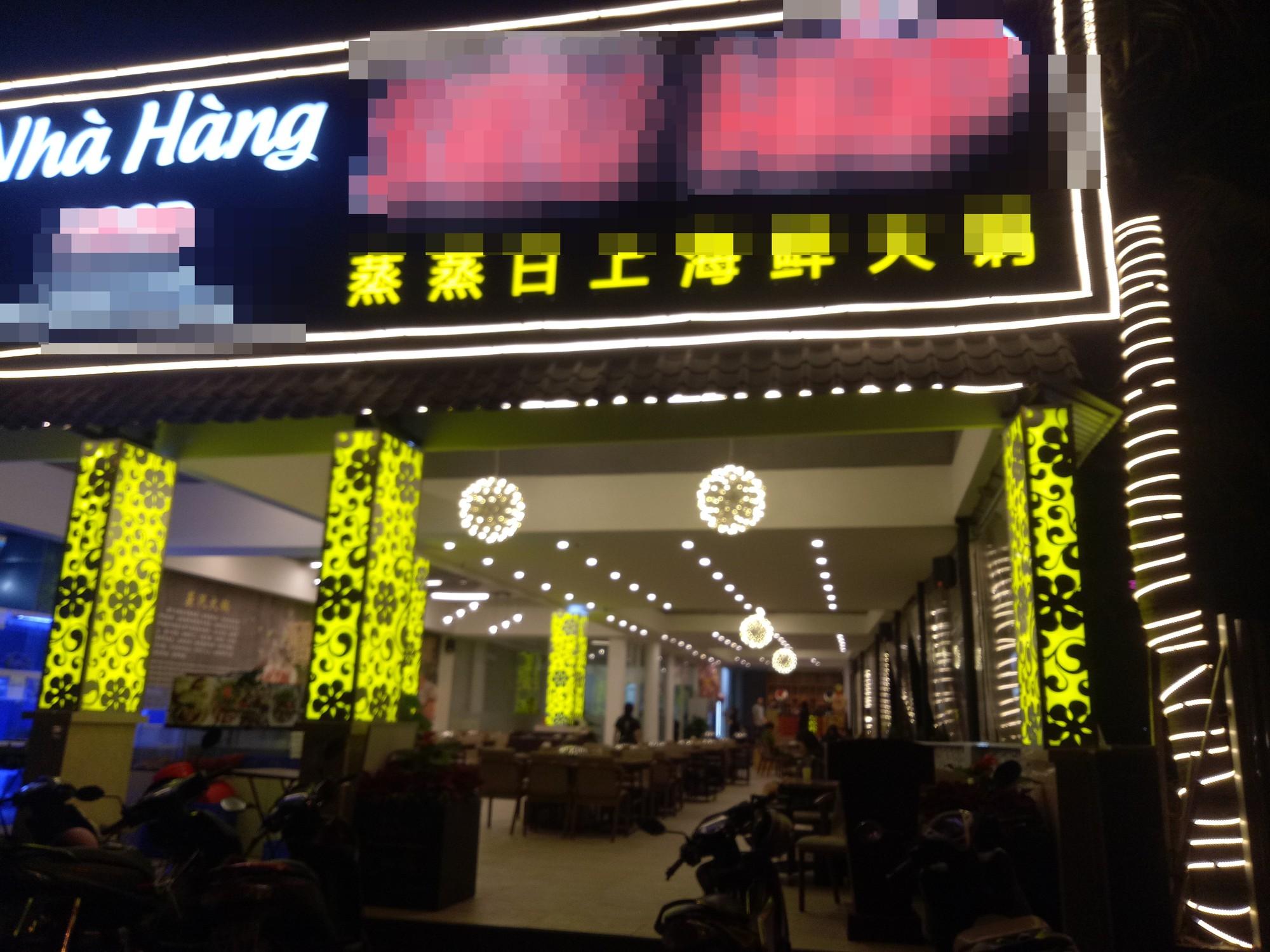 Du khách tố nhà hàng ở Đà Nẵng chặt chém, đưa hóa đơn toàn chữ Trung Quốc - Ảnh 1.