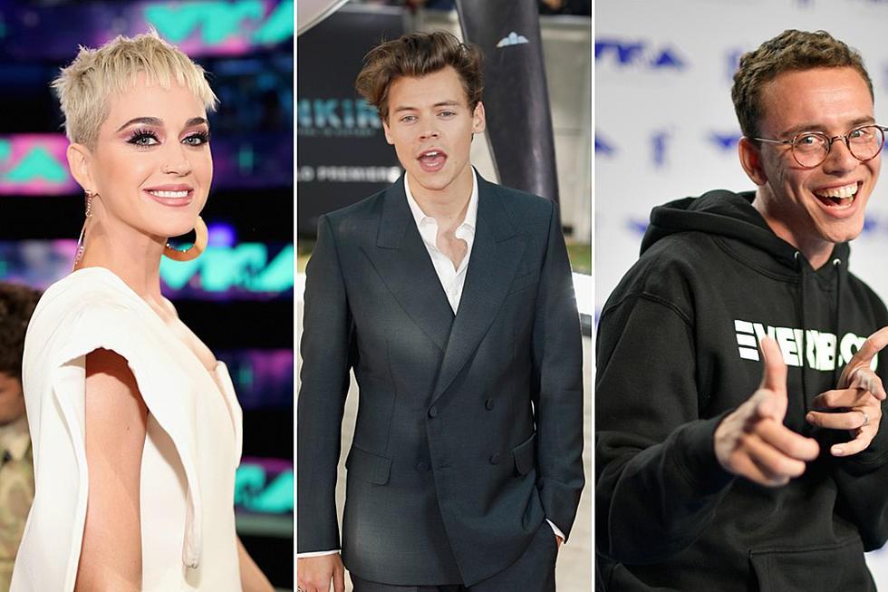 Không thù oán, nam rapper được đề cử Grammy bất ngờ lôi Harry Styles và Katy Perry ra để nổ - Ảnh 1.
