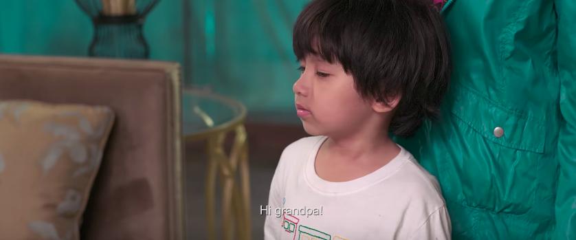 Đang khóa môi mê mẩn, Trịnh Thăng Bình ngã ngửa vì cháu ngoại trên trời rơi xuống - Ảnh 6.