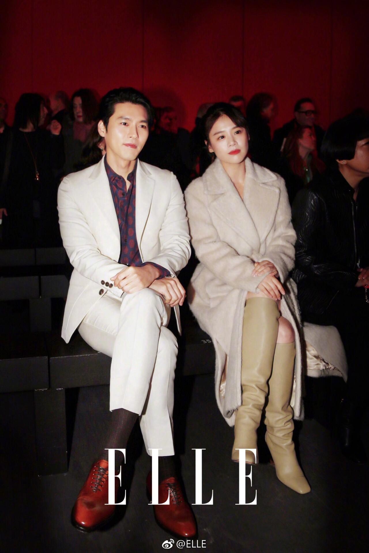 Khoảnh khắc visual: Hyun Bin điển trai ngút ngàn, cùng Ảnh hậu 9X xứ