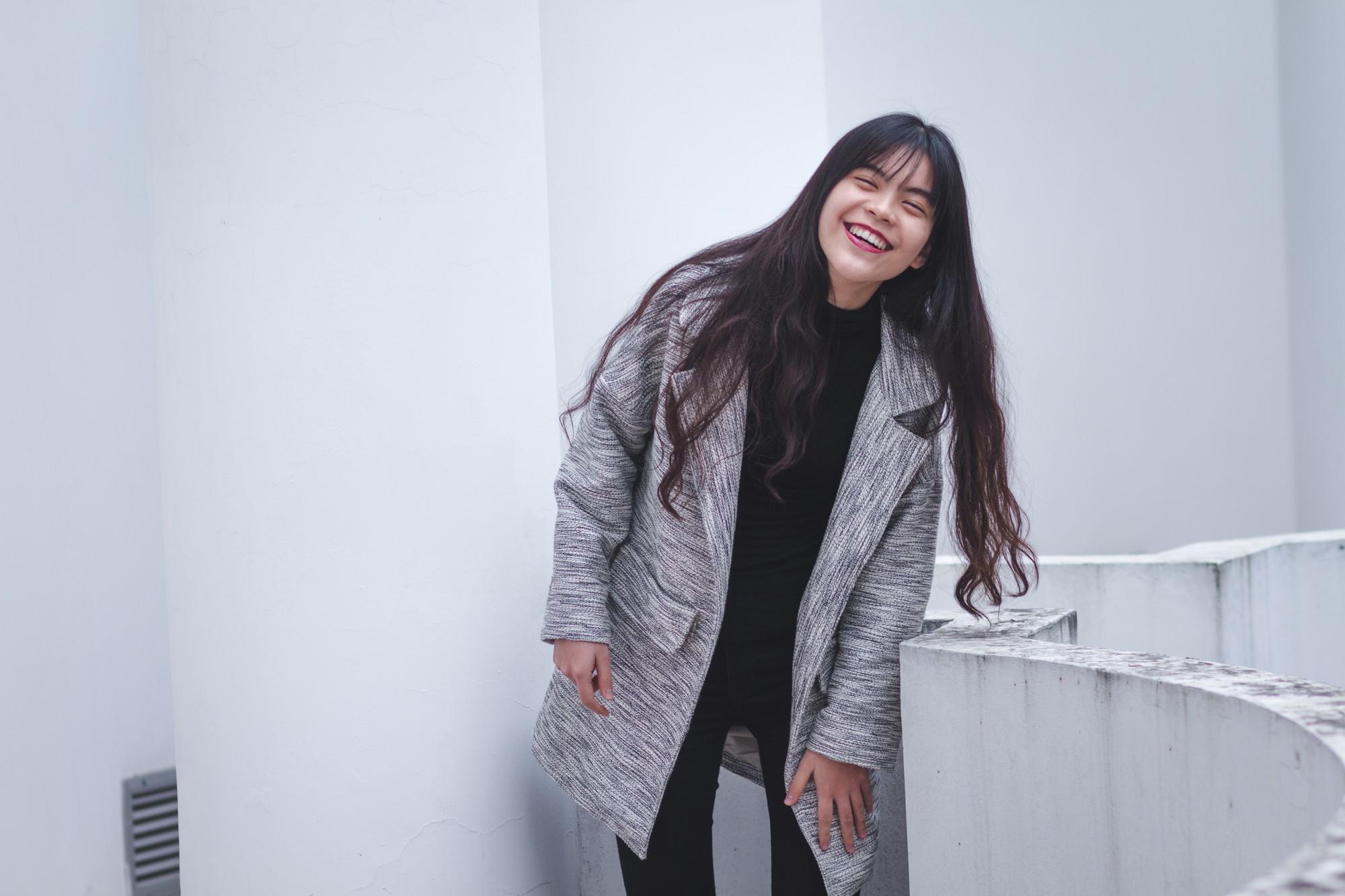 Nữ sinh Ams trúng tuyển ĐH hàng đầu thế giới nhờ viết luận về không khí nồm ở Hà Nội - Ảnh 6.