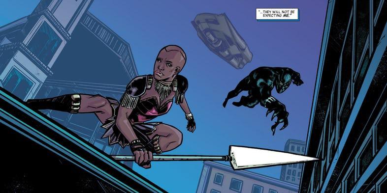 7 điều hấp dẫn mà người hâm mộ Vũ trụ Điện ảnh Marvel chẳng bao giờ được xem - Ảnh 2.