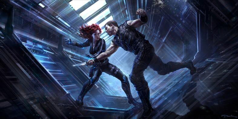 7 điều hấp dẫn mà người hâm mộ Vũ trụ Điện ảnh Marvel chẳng bao giờ được xem - Ảnh 3.